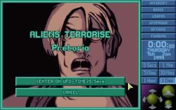 Open XCom - Screen 1