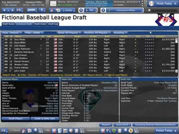 Out of the Park Baseball 11 - Screen 1