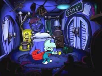 Pajama Sam - No Need to Hide - Screen 1