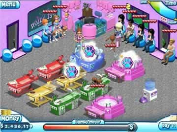 Paradise Pet Salon - Screen 1