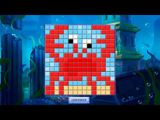 Picross Fairytale - Legend Of The Mermaid - Screen 2