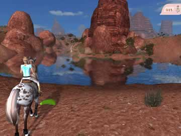 Planet Horse - Screen 1