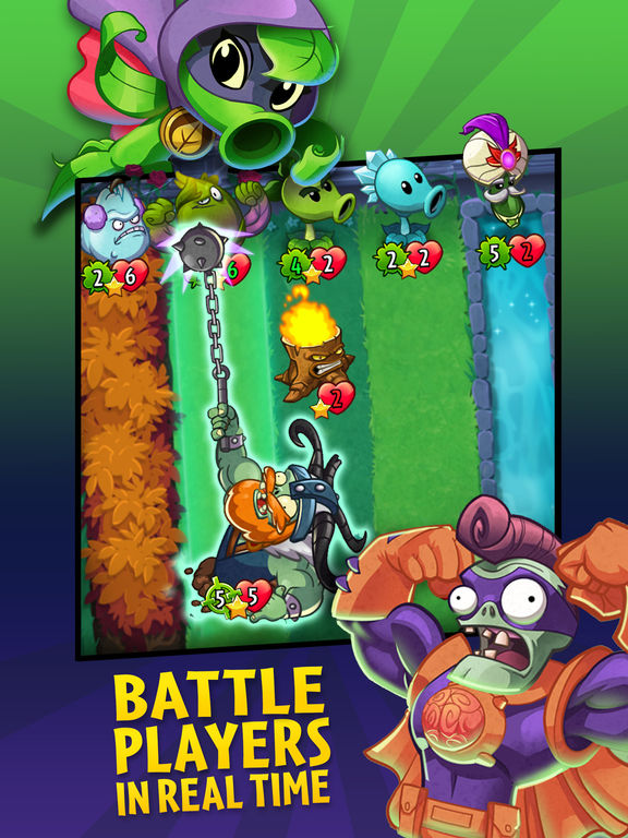 Plants vs. Zombies Heroes - Screen 1