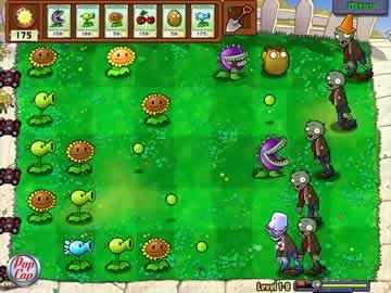 Plants vs. Zombies - Screen 1