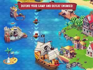 Playmobil Pirates - Screen 1