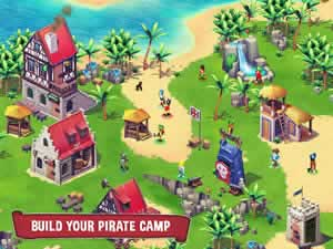 Playmobil Pirates - Screen 2