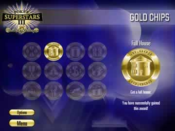 Poker Superstars III - Screen 1