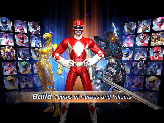 Power Rangers: Legacy Wars - Screen 2