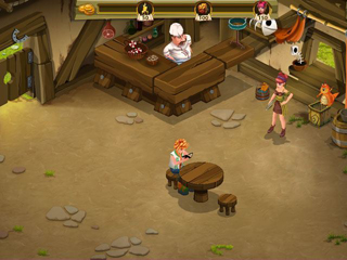 Princess of Tavern Collector's Edition - Screen 1