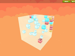 Puzzle Cube - Screen 2