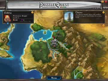 Puzzle Quest - Screen 2