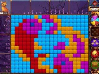 Rainbow Mosaics: Love Legend - Screen 2