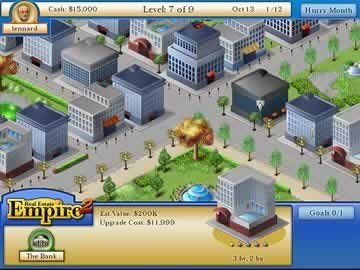 Real Estate Empire 2 - Screen 1