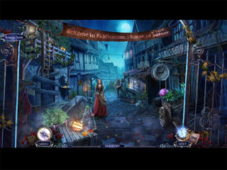 Riddles of Fate: Into Oblivion Collector's Edition - Screen 2