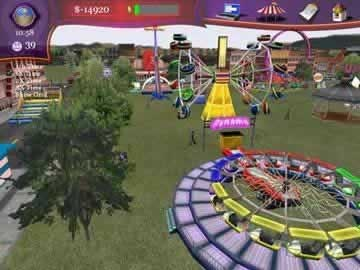 Ride! Carnival Tycoon - Screen 1