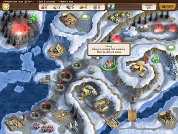 Roads of Rome III - Screen 1