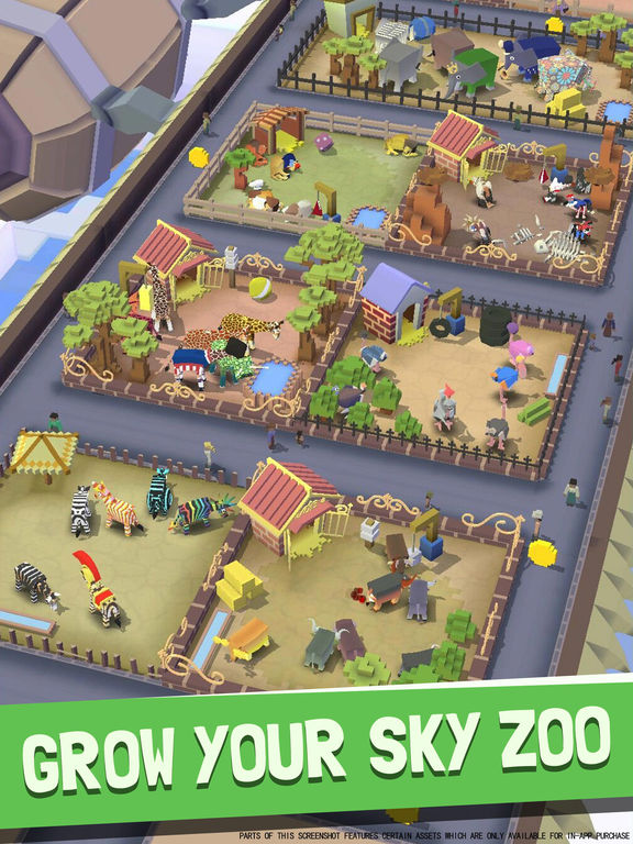 Rodeo Stampede - Sky Zoo Safari - Screen 2