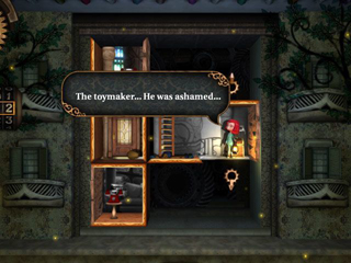 Rooms: The Unsolvable Puzzle - Screen 1