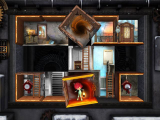 Rooms: The Unsolvable Puzzle - Screen 2