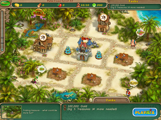 Royal Envoy 2 - Screen 2