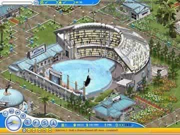 Sea World Adventure Tycoon - Screen 1
