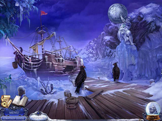 Secret Trails: Frozen Heart Collector's Edition - Screen 2