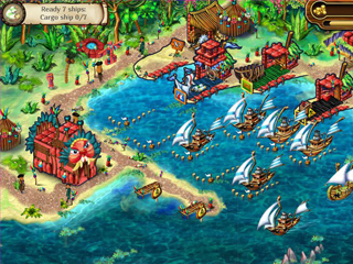 Set Sail - Caribbean - Screen 1