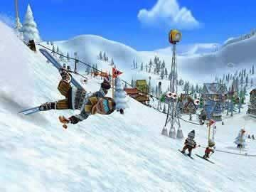 Ski Resort Extreme - Screen 1