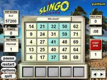 Slingo Deluxe - Screen 2