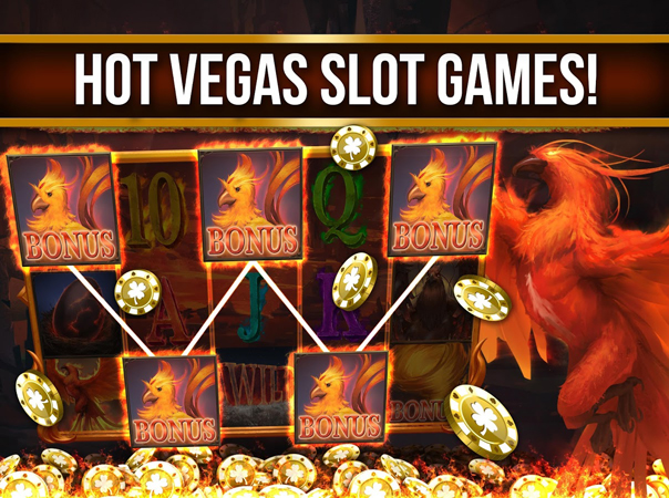 Slots: Hot Vegas Slot Machines - Screen 2