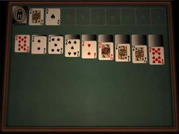Solitaire 3D - Screen 2