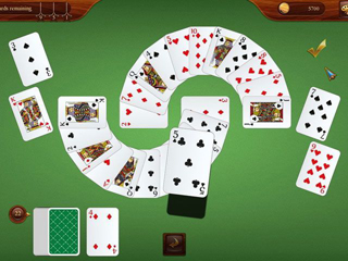 Solitaire Club - Screen 1