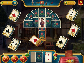 Solitaire Detective: The Frame-Up - Screen 1