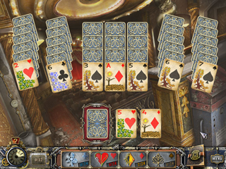 Solitaire Mystery: Four Seasons - Screen 1
