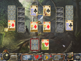 Solitaire Mystery: Four Seasons - Screen 2