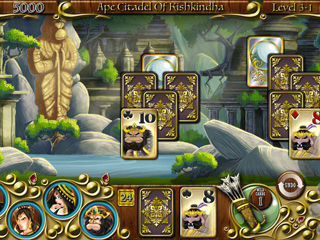 Solitaire Stories - The Quest for Seeta - Screen 2