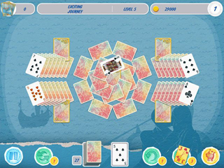 Solitaire Valentine's Day 2 - Screen 2
