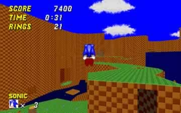 Sonic 3D Robo Blast II - Screen 1