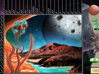 Space Mosaics - Screen 2