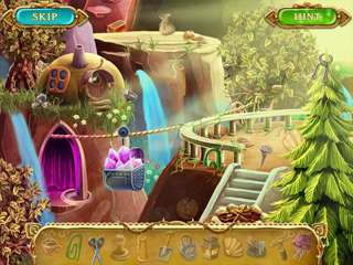 Spellarium II - Screen 2