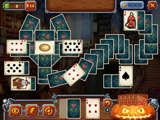 Spooky Solitaire: Halloween - Screen 1