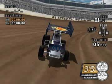 Sprint Cars: Road to Knoxville - Screen 1