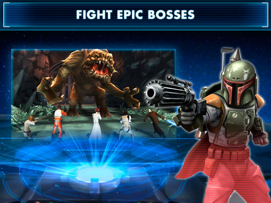 Star Wars: Galaxy of Heroes - Screen 2