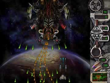 Star Defender II - Screen 1