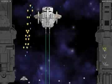 Star Defender - Screen 1