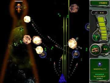 Star Defender 4 - Screen 2
