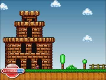 Super Mario 3 Mario Forever - Screen 1