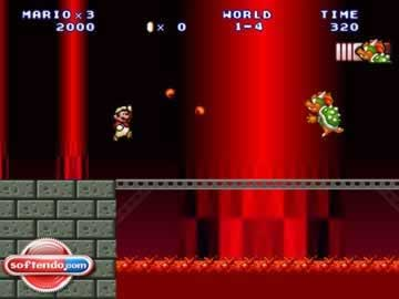 Super Mario 3 Mario Forever - Screen 2