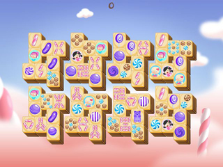 Sweet Candy Mahjong - Screen 2