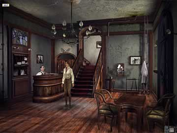 Syberia - Part 1 - Screen 1